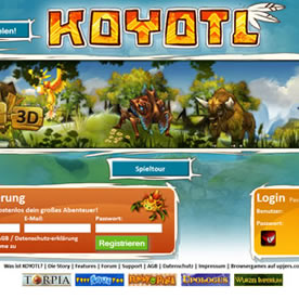 Koyotl Screenshot 1